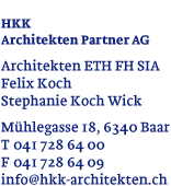 HKK Architekten Partner AG
